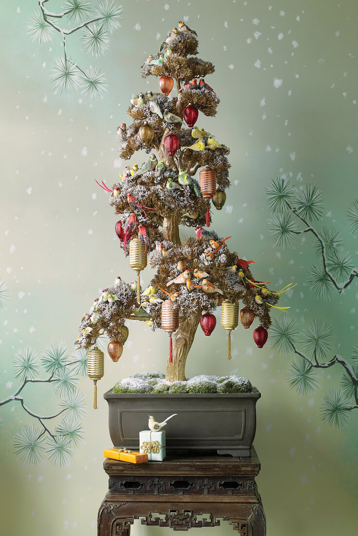 Christmas Tree Decorations Lovely Christmas Tree Decorating Ideas for 2016 Of Superb 49 Pics Christmas Tree Decorations