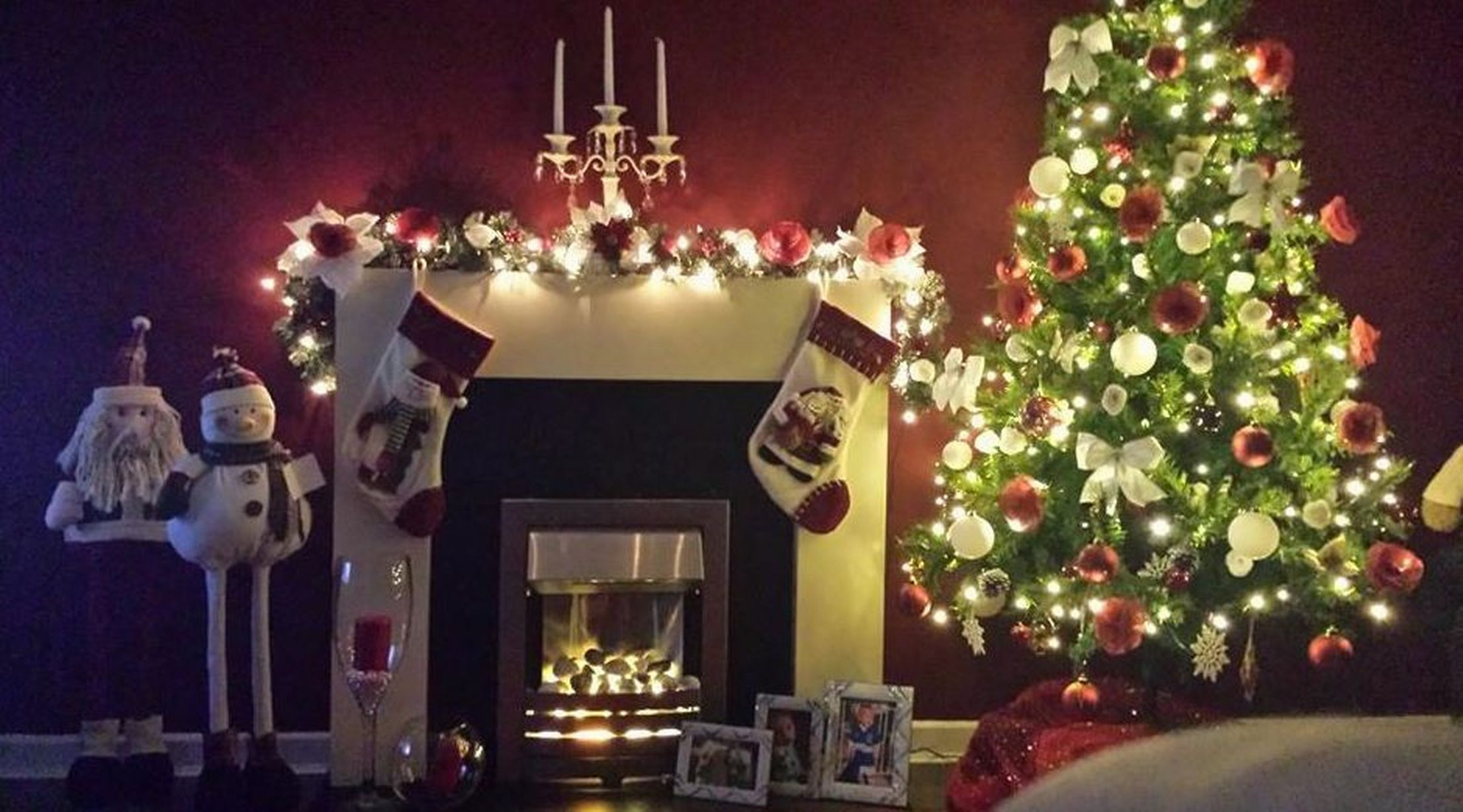 Christmas Tree Decorations Lovely Christmas Tree Decoration Ideas 2016 Of Superb 49 Pics Christmas Tree Decorations