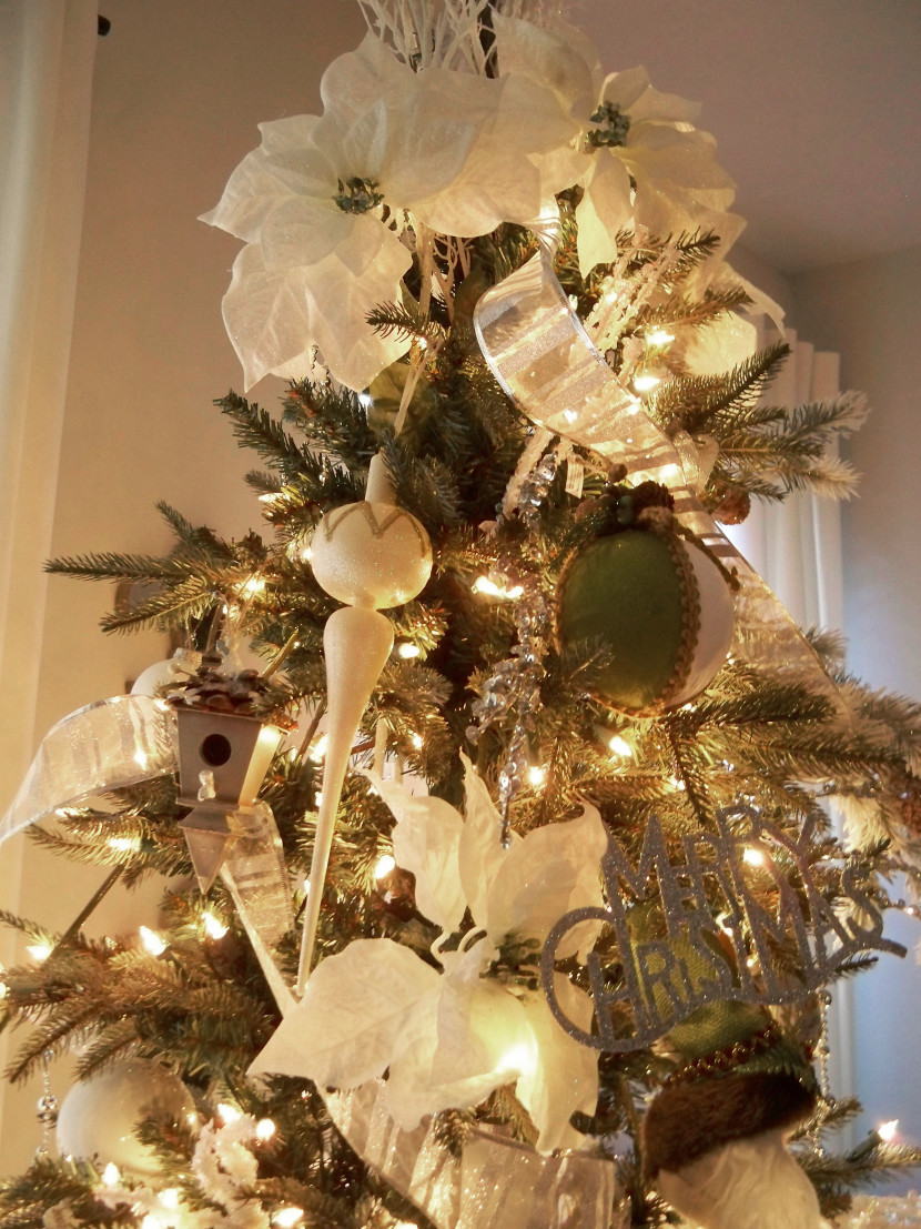 Christmas Tree Decorations Luxury Christmas Tree Decorations with White Ribbons – Happy Of Superb 49 Pics Christmas Tree Decorations