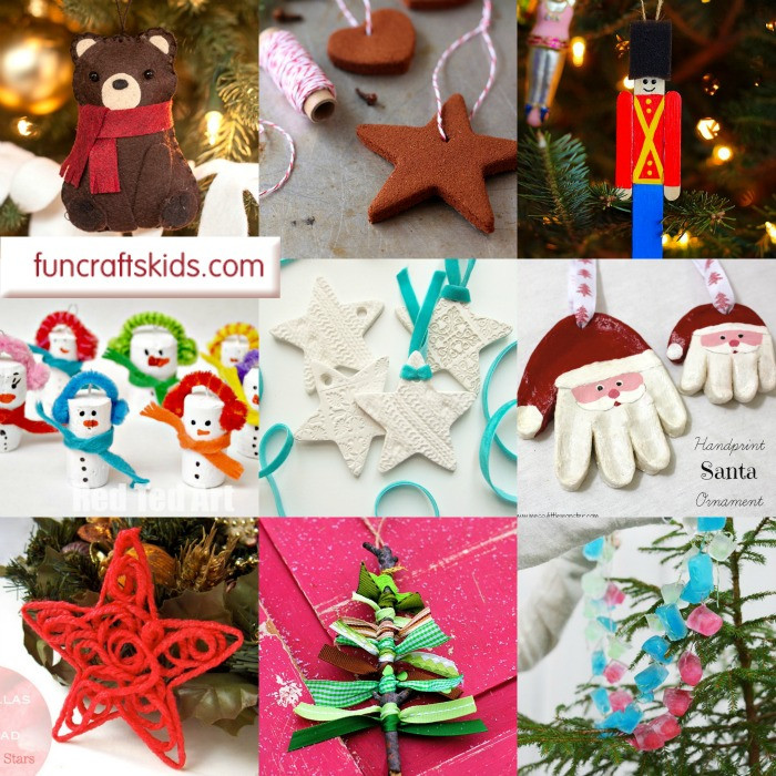 Christmas Tree ornaments to Make Lovely Diy Christmas ornaments Fun Crafts Kids Of Amazing 45 Images Christmas Tree ornaments to Make