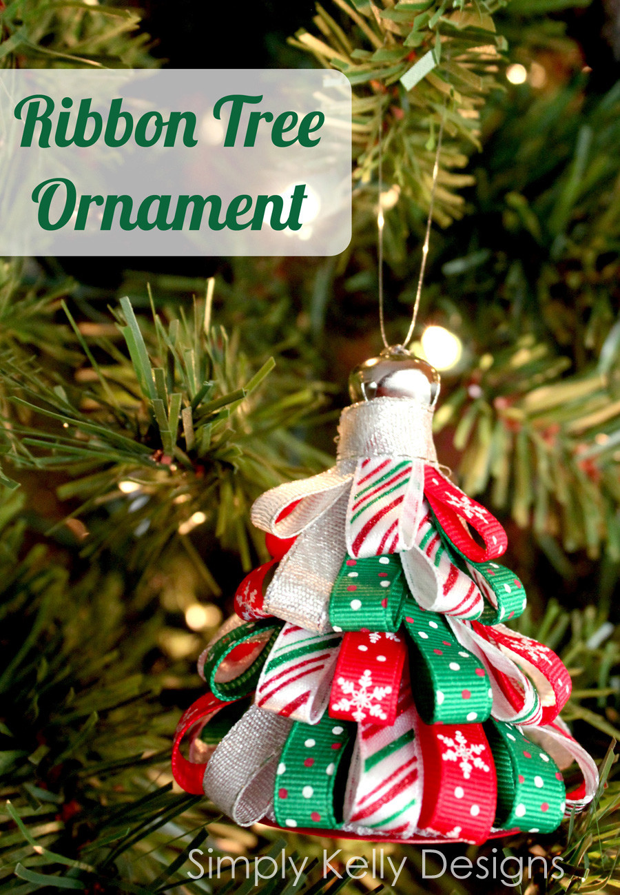 Christmas Tree ornaments to Make Unique Ribbon Tree ornament Of Amazing 45 Images Christmas Tree ornaments to Make