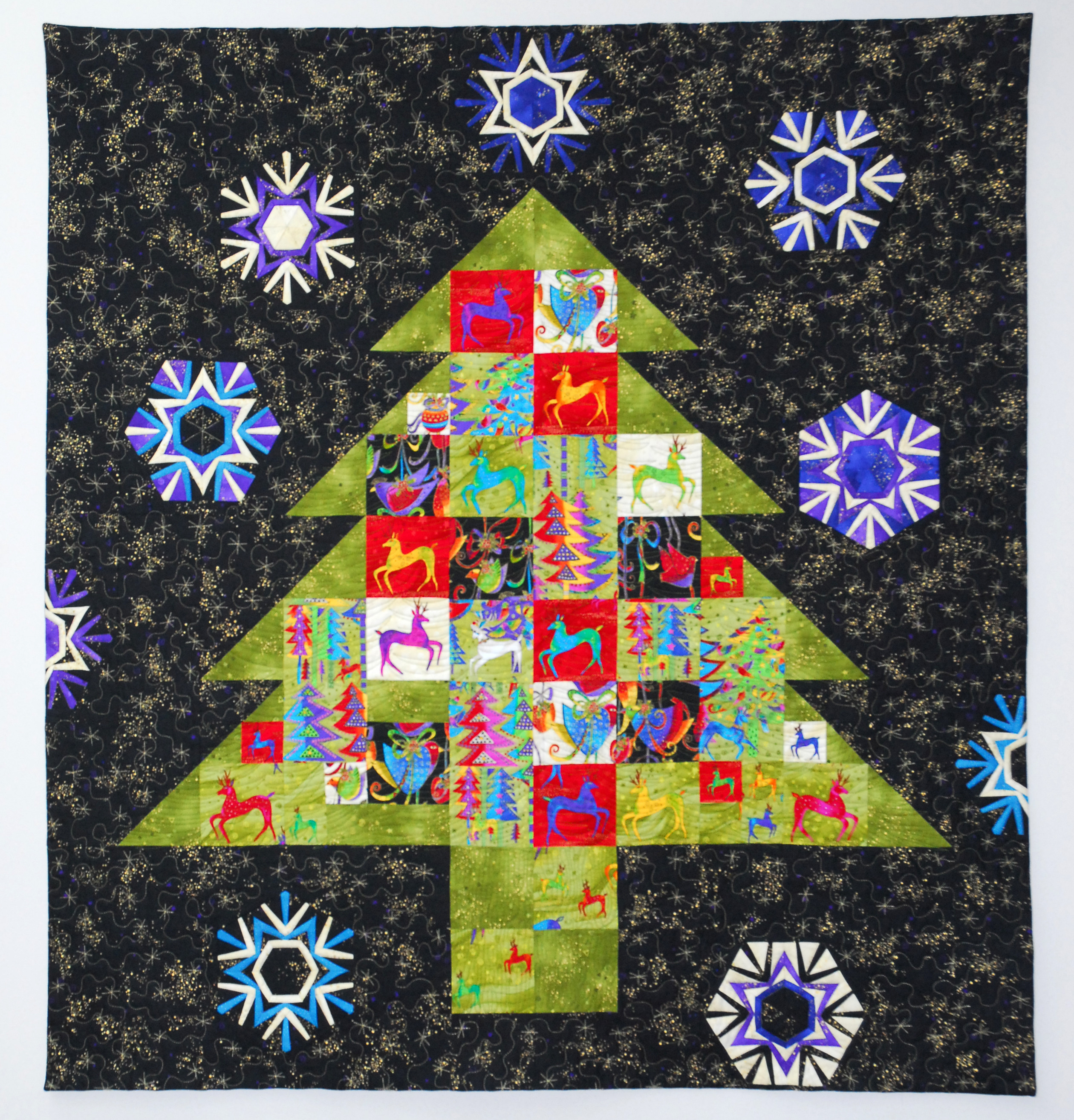 Christmas Tree Pattern Best Of Jelly Roll Sampler Quilt Along Of Great 46 Images Christmas Tree Pattern