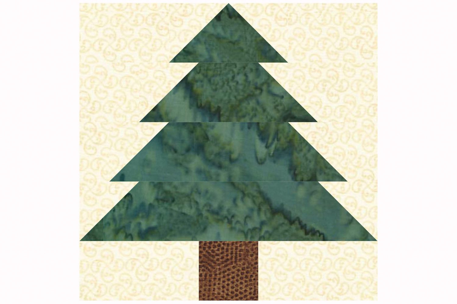 Christmas Tree Pattern Lovely Easy Patchwork Christmas Tree Quilt Block Pattern Of Great 46 Images Christmas Tree Pattern