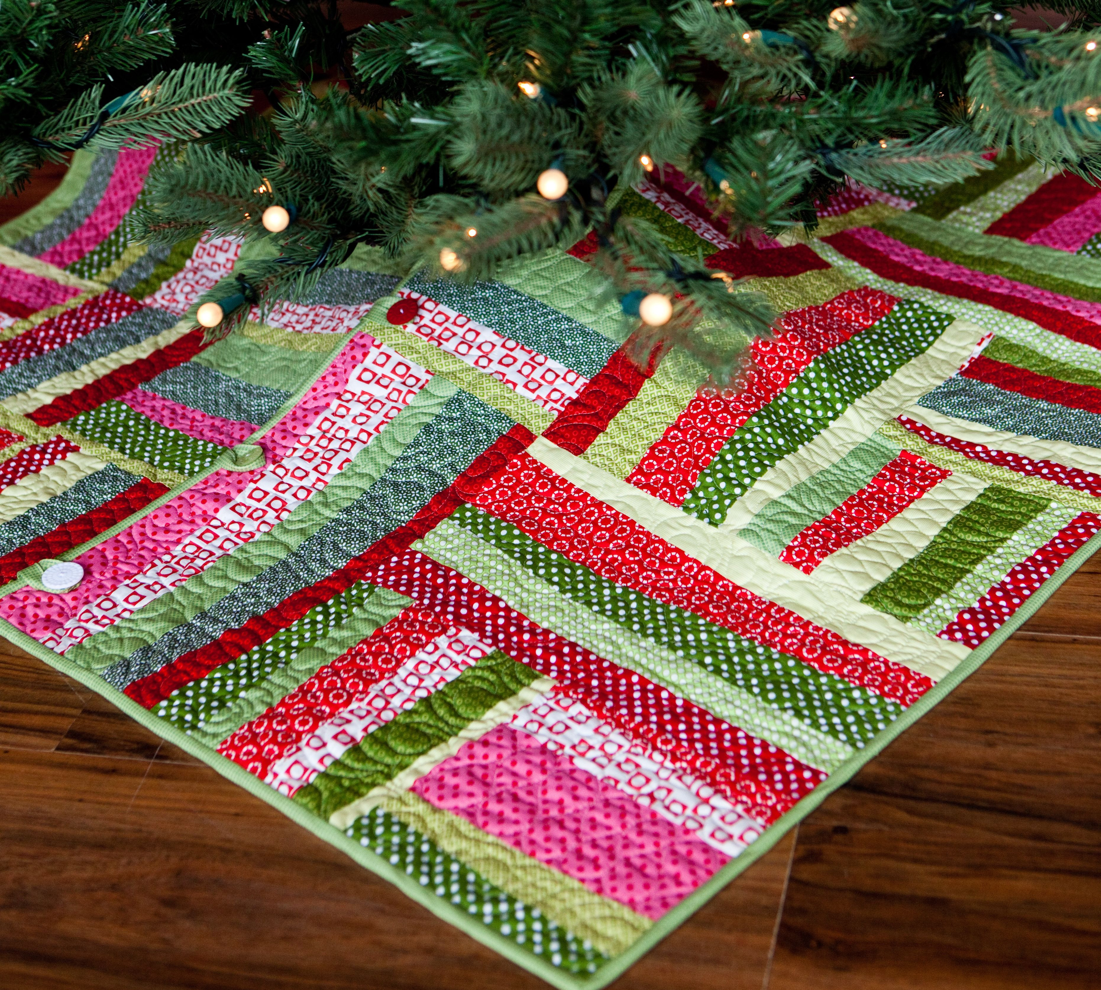 Christmas Tree Skirt Pattern Best Of Quilting is My therapy Winners Quilting is My therapy Of Top 49 Images Christmas Tree Skirt Pattern