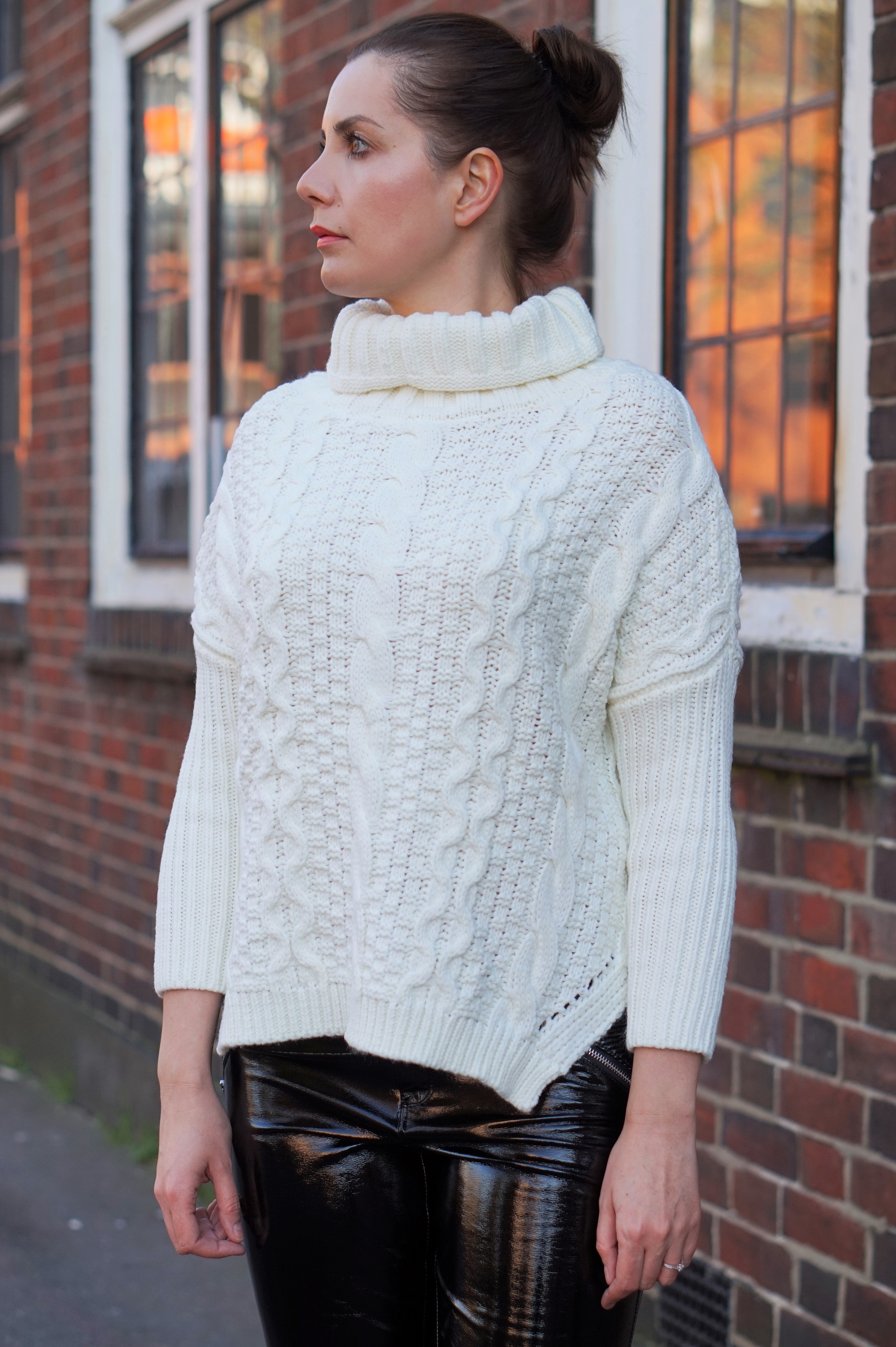 Chunky Cable Knit Sweater Fresh Turtleneck Chunky Cable Knit Sweater Gloryofthesnow Of Attractive 42 Images Chunky Cable Knit Sweater