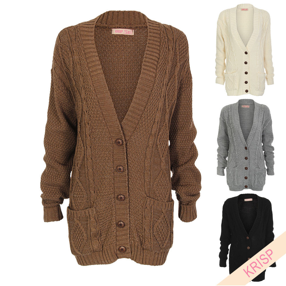 Chunky Cable Knit Sweater Inspirational Women Chunky Cable Knit Cardigan Slouch Oversized Long Of Attractive 42 Images Chunky Cable Knit Sweater