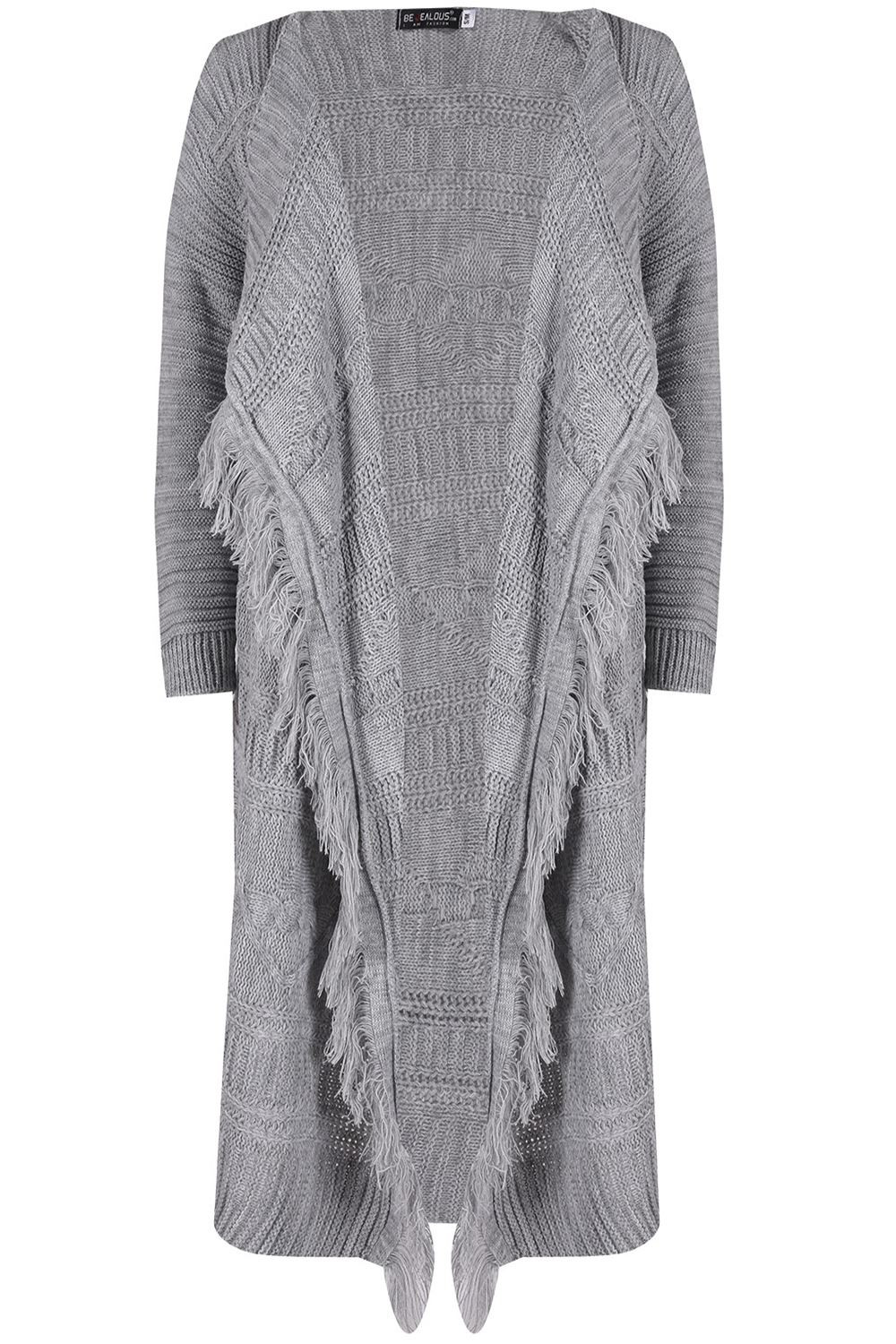 Chunky Cable Knit Sweater Lovely Womens Cardigan La S Chunky Cable Knit Tassel Long Of Attractive 42 Images Chunky Cable Knit Sweater