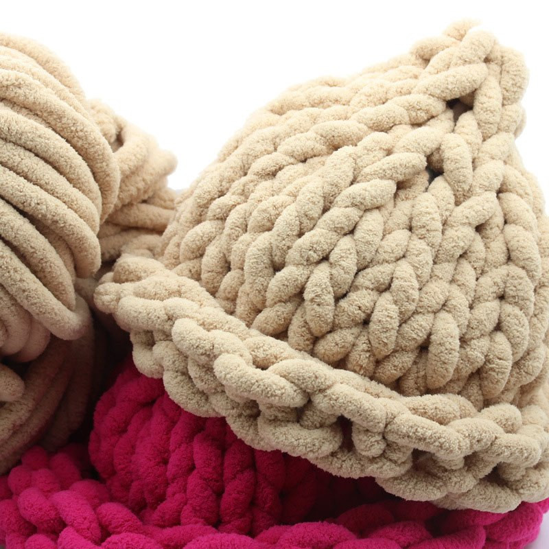 Chunky Chenille Yarn New Popular Giant Wool Buy Cheap Giant Wool Lots From China Of Charming 47 Ideas Chunky Chenille Yarn