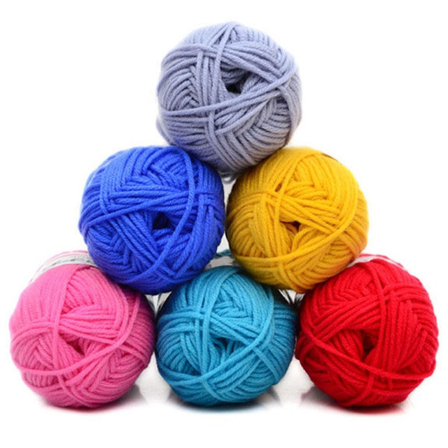 Chunky Cotton Yarn Best Of 5pcs Lot soft Thick Milk Cotton Hand Knitting Yarn Baby Of Perfect 44 Ideas Chunky Cotton Yarn
