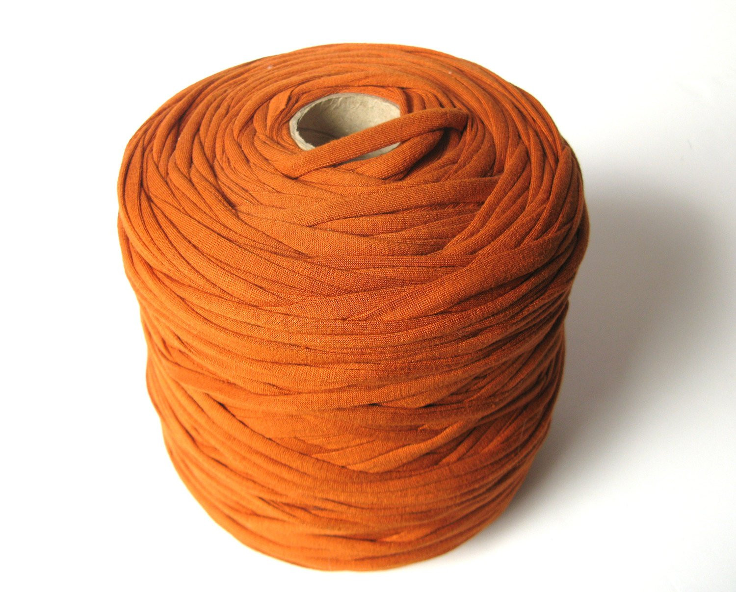 Chunky Cotton Yarn Fresh T Shirt Yarn Chunky Bulky Thick Cotton Yarn orange Of Chunky Cotton Yarn Beautiful Cherry Red Chunky Tape Yarn for Knitting Weaving and