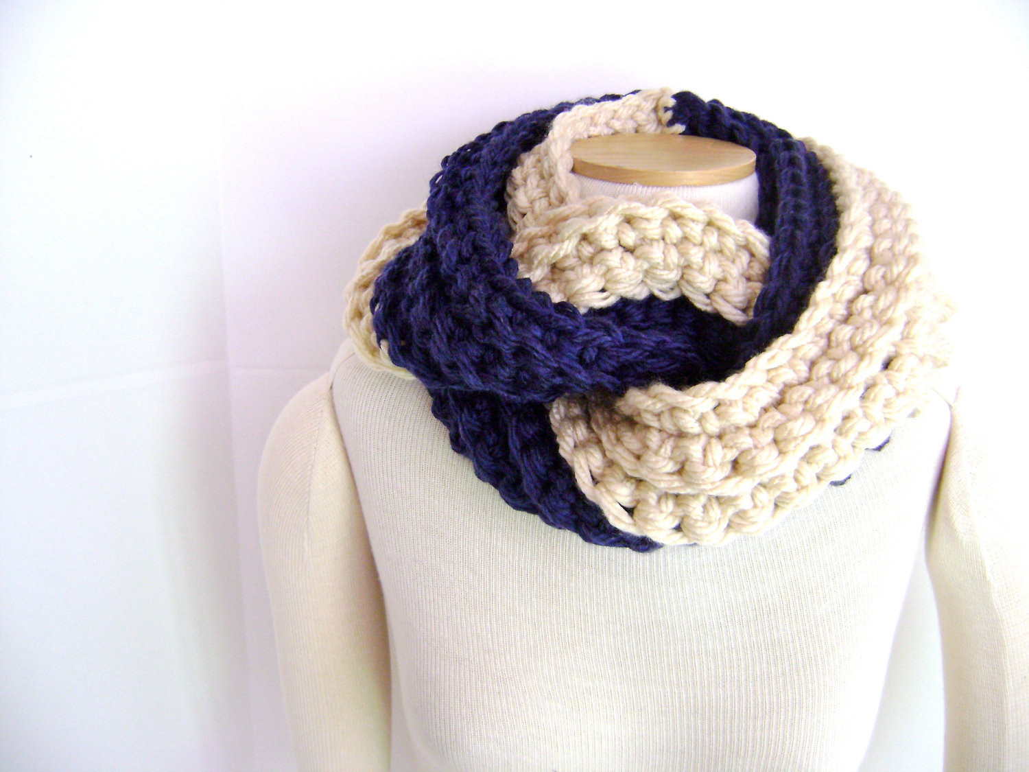 Chunky Crochet Scarf Elegant Crochet Pattern for Chunky Twist Scarf Cowl Great for the Of New 44 Pics Chunky Crochet Scarf