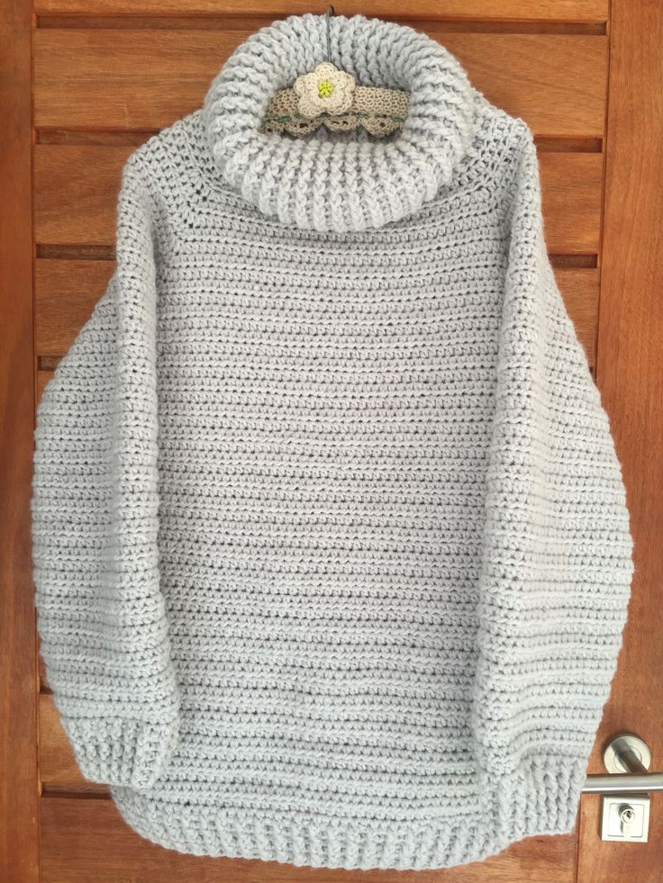 Chunky Crochet Sweater Pattern Free Best Of Sweaters Crochet Pinterest Of Attractive 40 Images Chunky Crochet Sweater Pattern Free