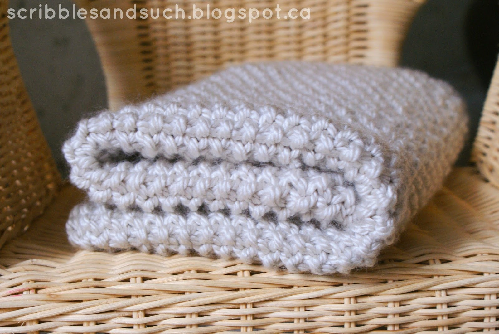 Chunky Knit Baby Blanket Awesome Scribbles & Such Chunky Knitted Baby Blanket Of Gorgeous 41 Pictures Chunky Knit Baby Blanket