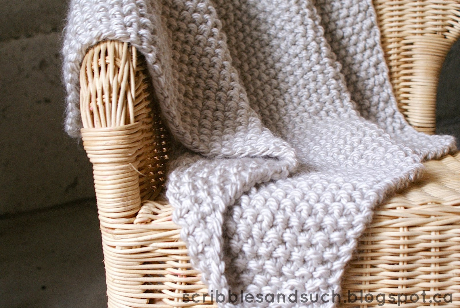 Chunky Knit Baby Blanket Best Of Scribbles & Such Chunky Knitted Baby Blanket Of Gorgeous 41 Pictures Chunky Knit Baby Blanket