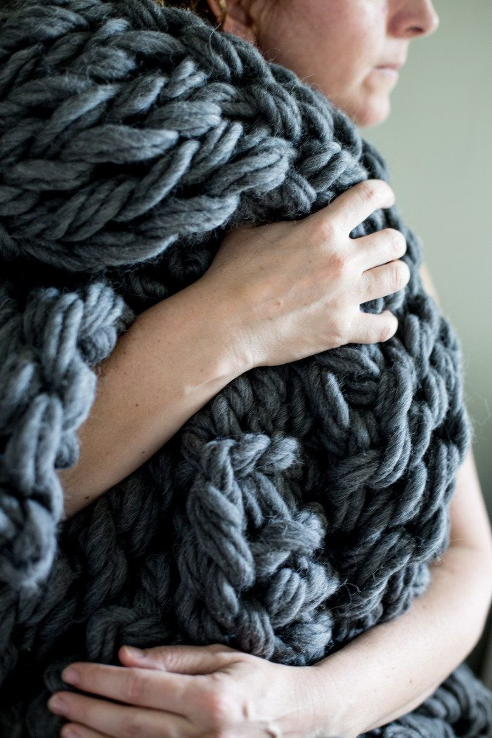 Chunky Knit Blanket Pattern Awesome Chunky Arm Knit Blanket Pattern Flax & Twine Of Delightful 41 Pictures Chunky Knit Blanket Pattern