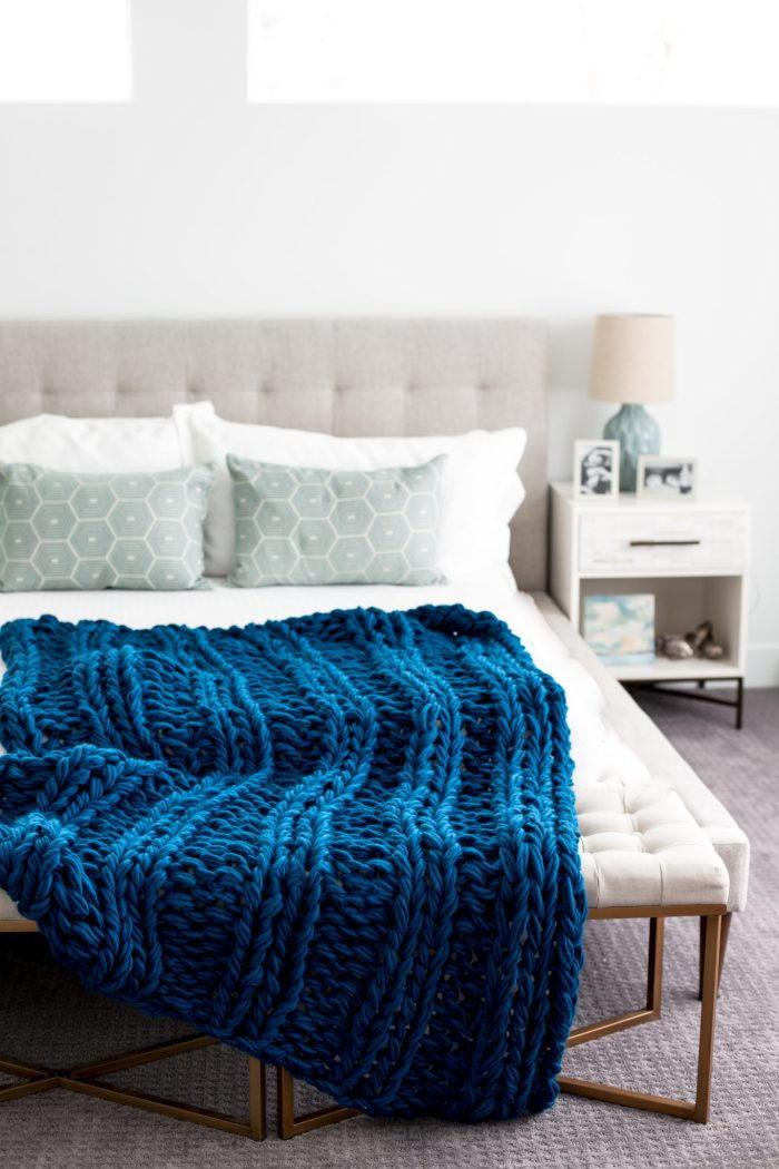 Chunky Knit Blanket Pattern Elegant Chunky Arm Knit Ribbed Blanket Of Delightful 41 Pictures Chunky Knit Blanket Pattern
