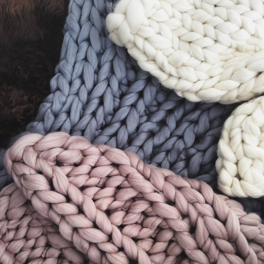 Chunky Knit Throw Awesome Wel Be Chunky Hand Knitted Throw by Lauren aston Of Superb 50 Pics Chunky Knit Throw