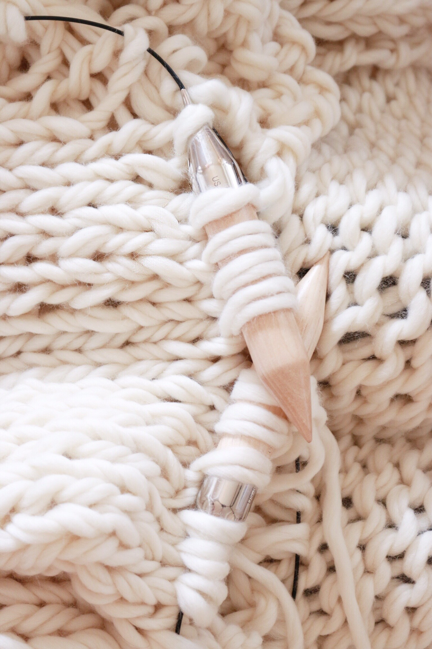 Chunky Knit Throw Elegant How to Knit A Chunky Wool Blanket Free Able Of Superb 50 Pics Chunky Knit Throw
