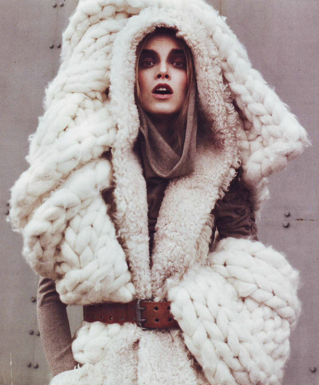 Chunky Knit Wool Awesome the End Collective Winter Inspiration Of Top 41 Pictures Chunky Knit Wool