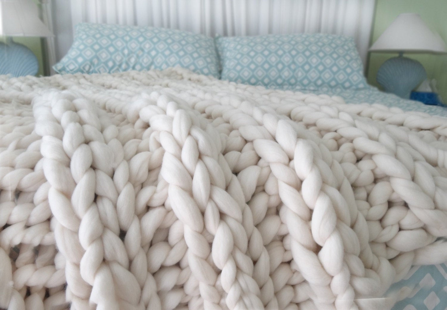 Chunky Wool Blanket Awesome Chunky Knit Blanket 32×48 Pure Merino Wool Knit Blanket Of Incredible 43 Pictures Chunky Wool Blanket