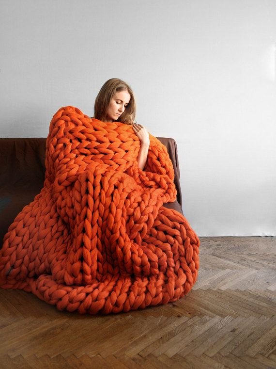 Chunky Wool Blanket Best Of 1000 Ideas About Chunky Knit Blankets On Pinterest Of Incredible 43 Pictures Chunky Wool Blanket