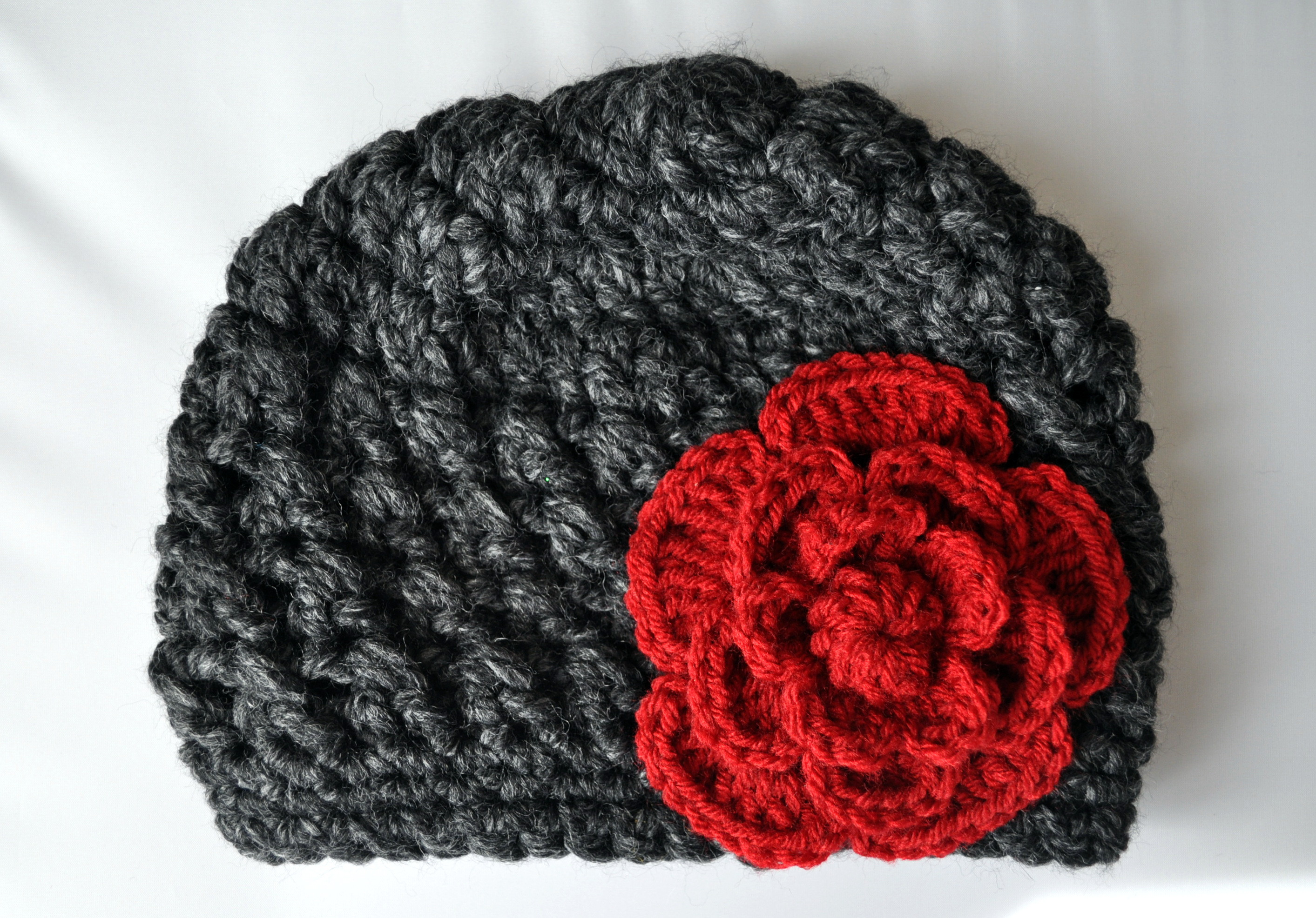 Chunky Yarn Crochet Patterns Best Of Crochet Chunky Flowered Cloche Pattern Of Amazing 46 Photos Chunky Yarn Crochet Patterns