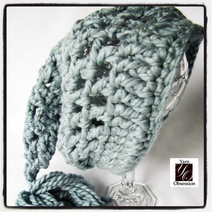 Chunky Slouchy Hat Crochet Pattern Yarn Obsession
