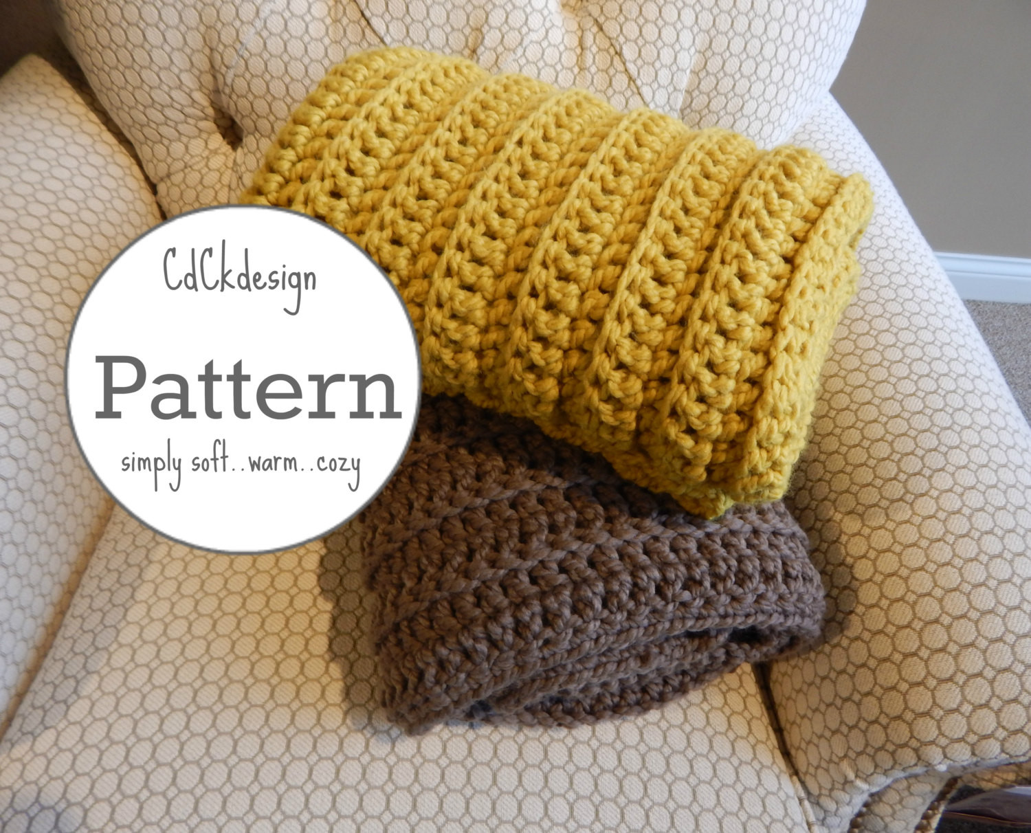 Chunky Yarn Crochet Patterns New Crochet Pattern Chunky Crochet Throw Blanket Ribbed Chunky Of Amazing 46 Photos Chunky Yarn Crochet Patterns