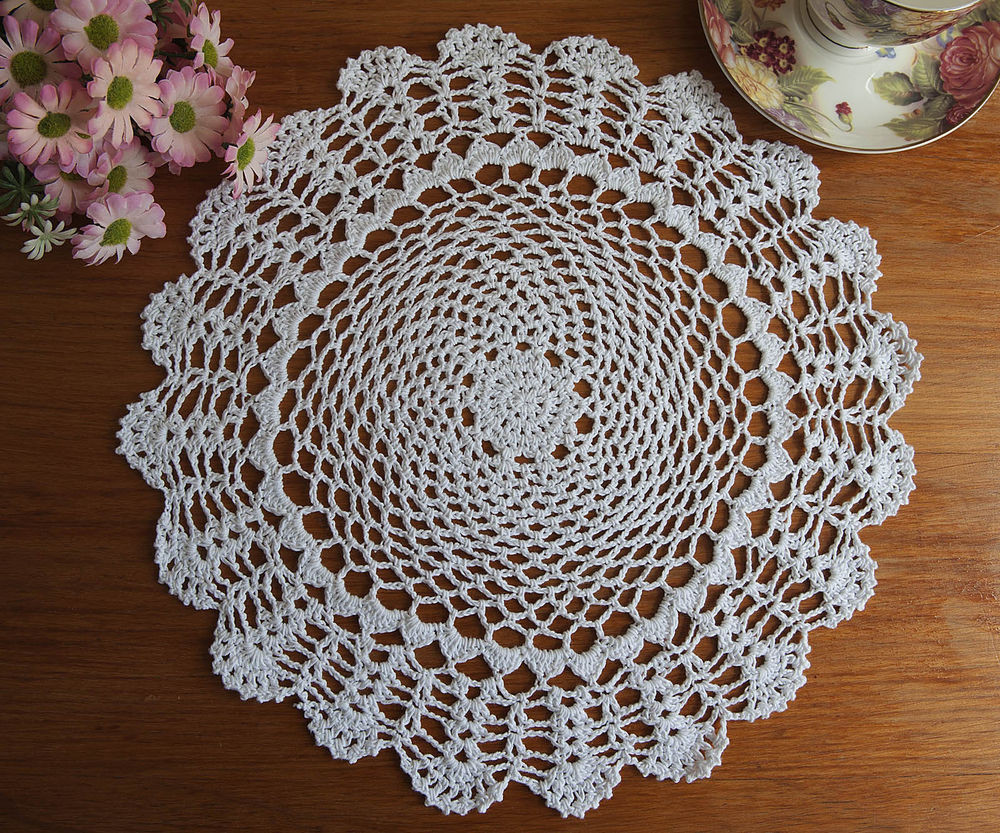 Cloth Lace Doilies Best Of Cotton Hand Crochet Lace Doily Doilies Mat Placemat topper Of Top 48 Pics Cloth Lace Doilies