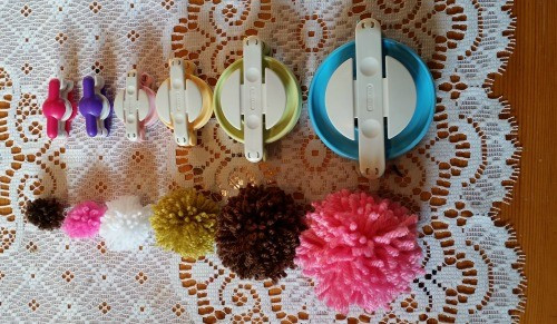 Clover Pom Pom Maker Beautiful Blog Beautiful Things Craft & Sewing Classes Of Brilliant 43 Models Clover Pom Pom Maker