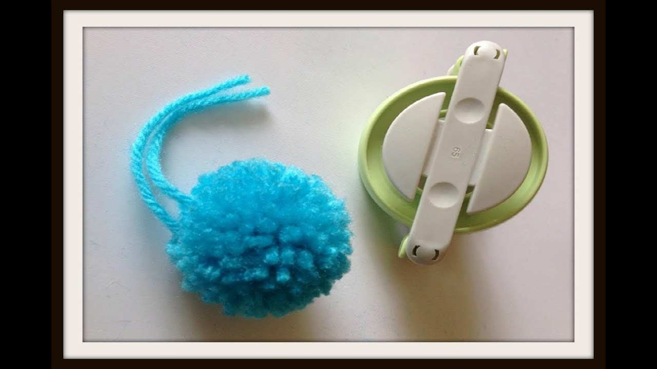 Clover Pom Pom Maker Inspirational Clover Pom Pom Maker Tutorial Of Brilliant 43 Models Clover Pom Pom Maker