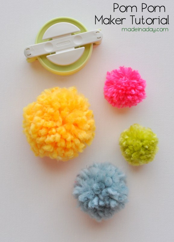 Clover Pom Pom Maker Luxury Diy Pom Pom Keychain Of Brilliant 43 Models Clover Pom Pom Maker