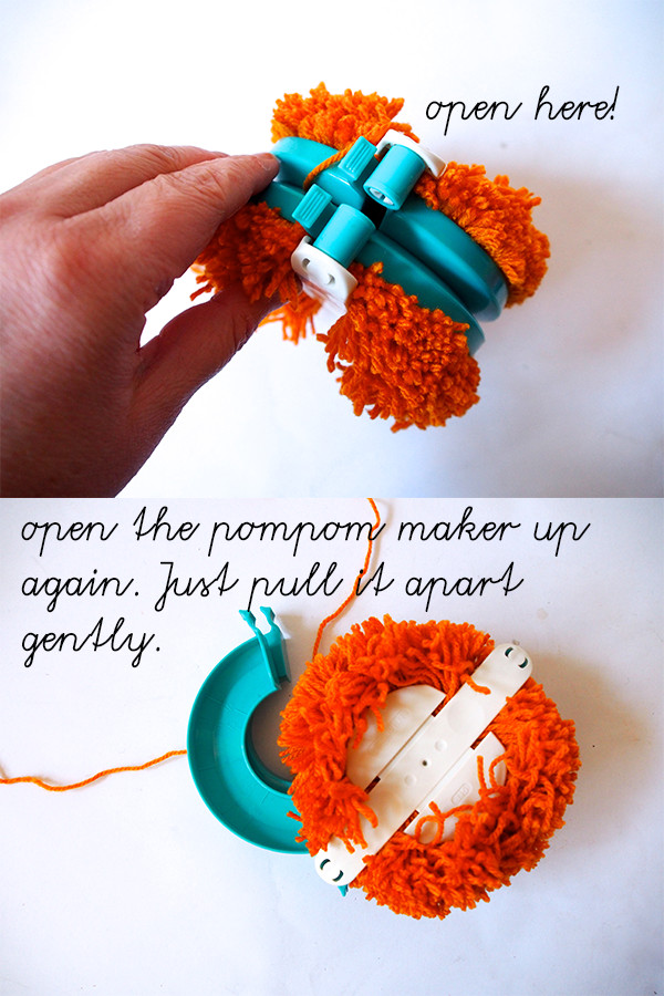 Clover Pom Pom Maker Luxury How to Use A Clover Pom Pom Maker Of Brilliant 43 Models Clover Pom Pom Maker