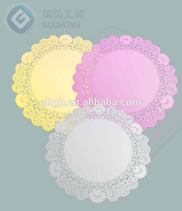Colored Doilies Lovely wholesale 25 X 25cm Greaseproof Fda Colored Lace Square Of Gorgeous 42 Pics Colored Doilies