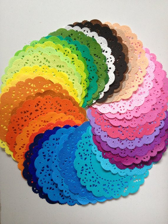 Colored Doilies New 10 Colored Paper Doilies Pattern Design Round Paper Of Gorgeous 42 Pics Colored Doilies