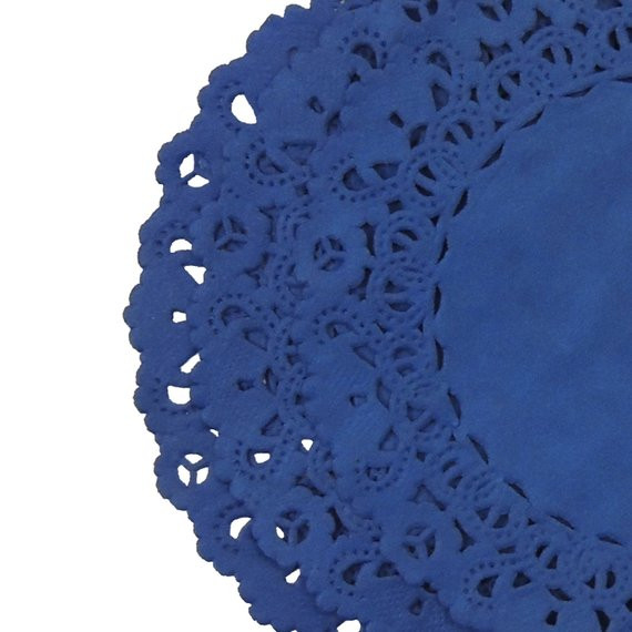 Colored Paper Doilies Beautiful Royal Sapphire Blue Paper Lace Doilies 4 6 Of Innovative 43 Ideas Colored Paper Doilies