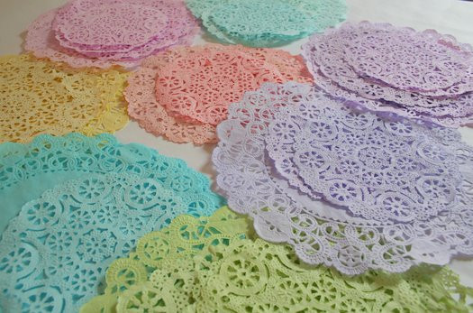 Colored Paper Doilies Fresh Juneberry Lane Tutorial Tuesday Lovely Lace Paper Of Innovative 43 Ideas Colored Paper Doilies