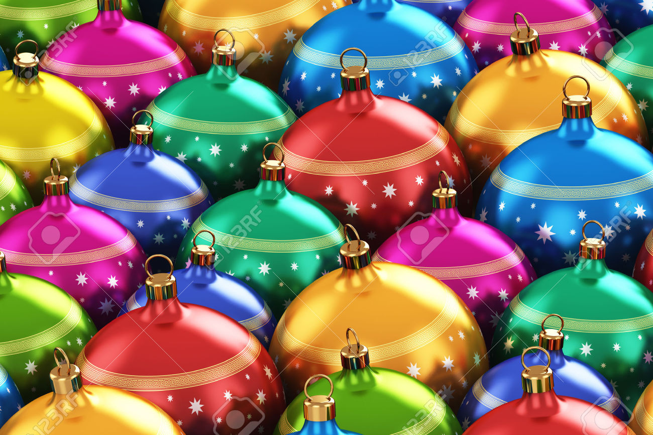 Colorful Christmas ornaments Luxury Colorful Christmas ornament Backgrounds – Happy Holidays Of Perfect 48 Pictures Colorful Christmas ornaments
