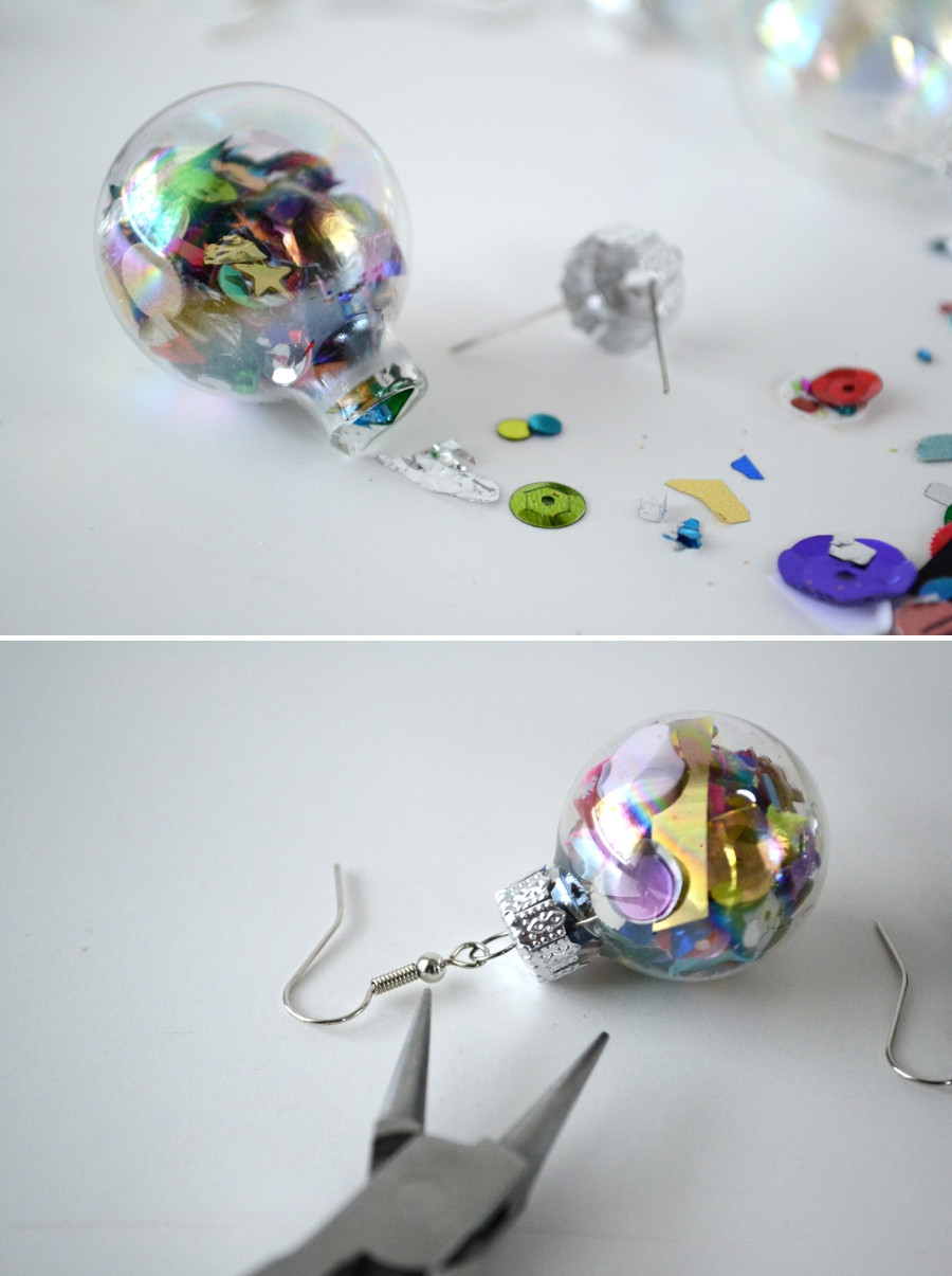 Colorful Christmas ornaments New Diy ornament Earrings Love Colorful Of Perfect 48 Pictures Colorful Christmas ornaments