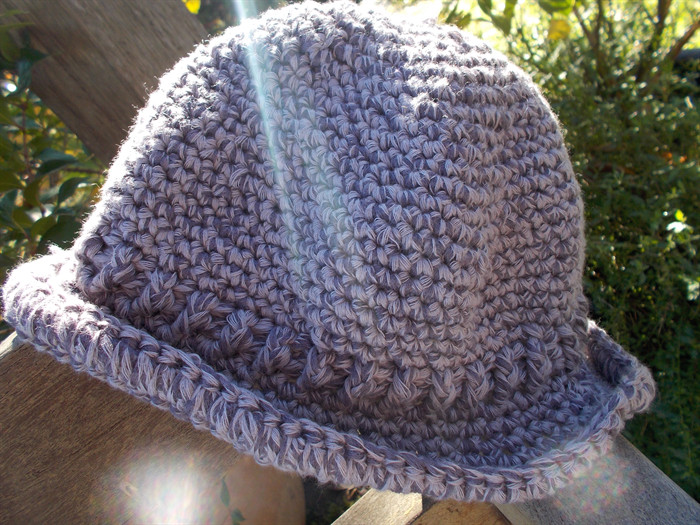 Cotton Acrylic Blend Yarn Fresh Crocheted Summer Hat with Brim Made From Cotton Acrylic Of Brilliant 47 Pics Cotton Acrylic Blend Yarn