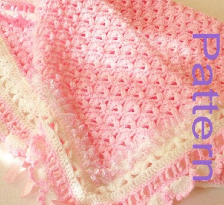 Cotton Crochet Patterns Inspirational Crocheted Baby Blanket Pattern A Cotton Candy Treat with Of Brilliant 48 Models Cotton Crochet Patterns