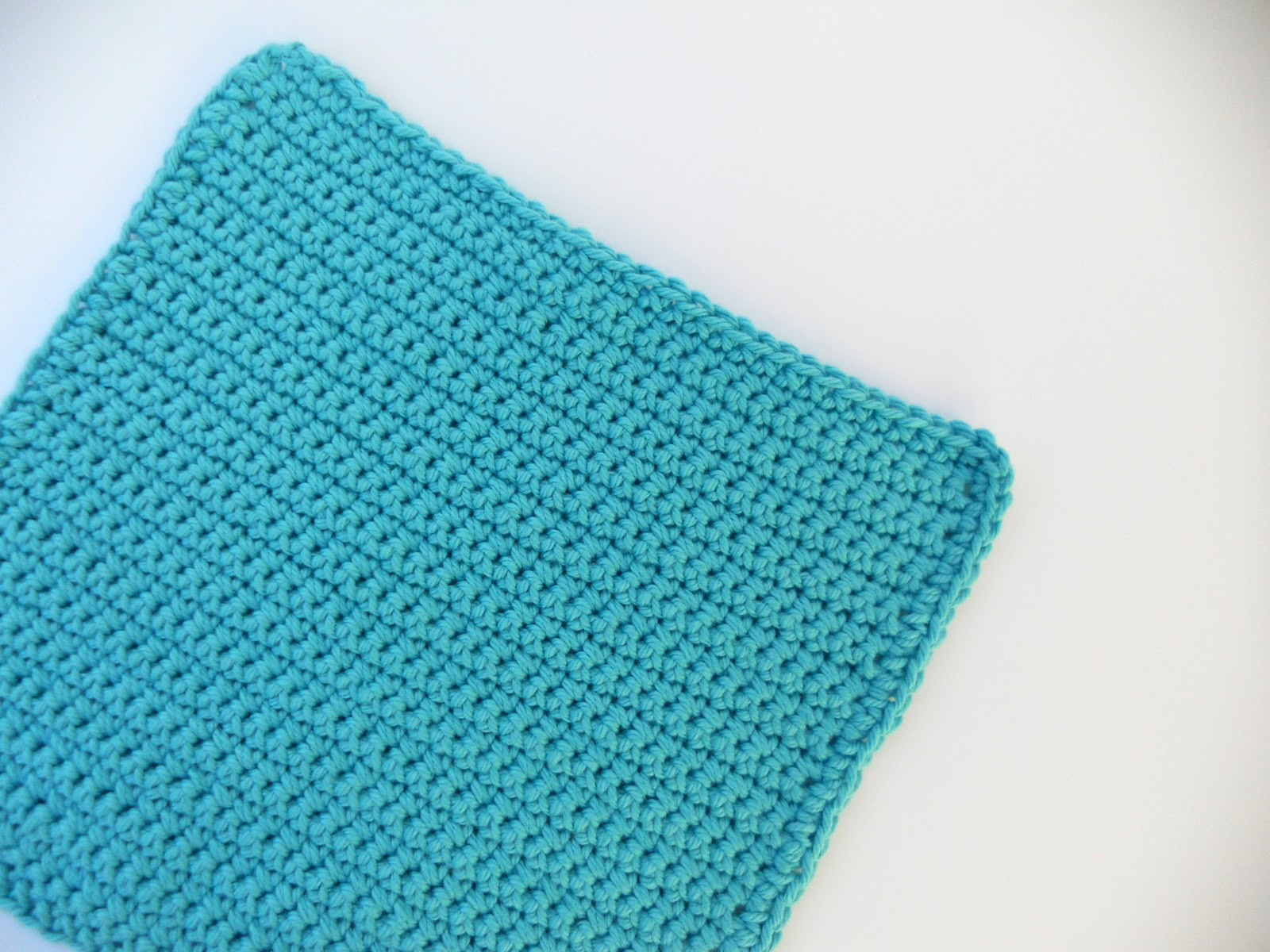 Just Another Hang Up Cotton Crocheted Dishcloths