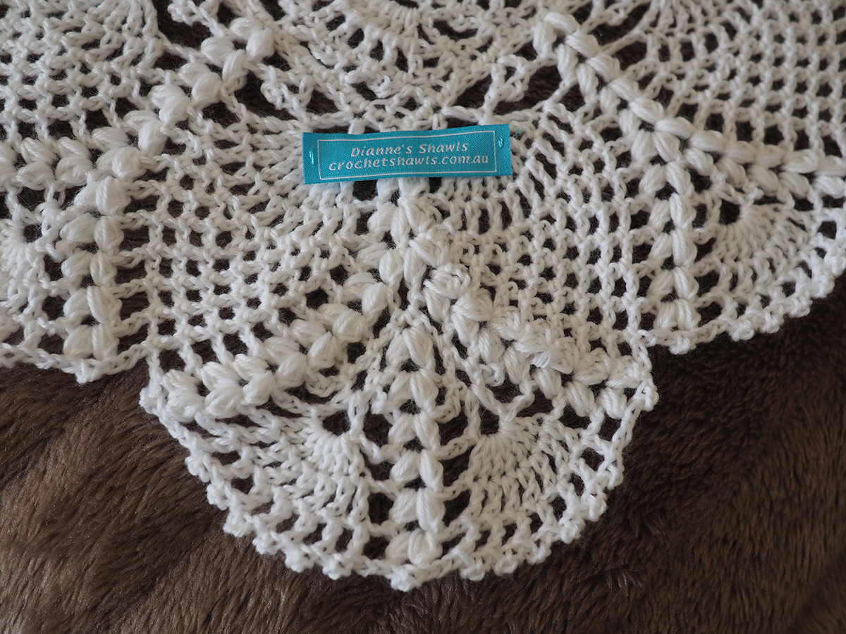 Cotton Crochet Patterns Inspirational White Cotton 4 Ply Baby Shawl Of Brilliant 48 Models Cotton Crochet Patterns
