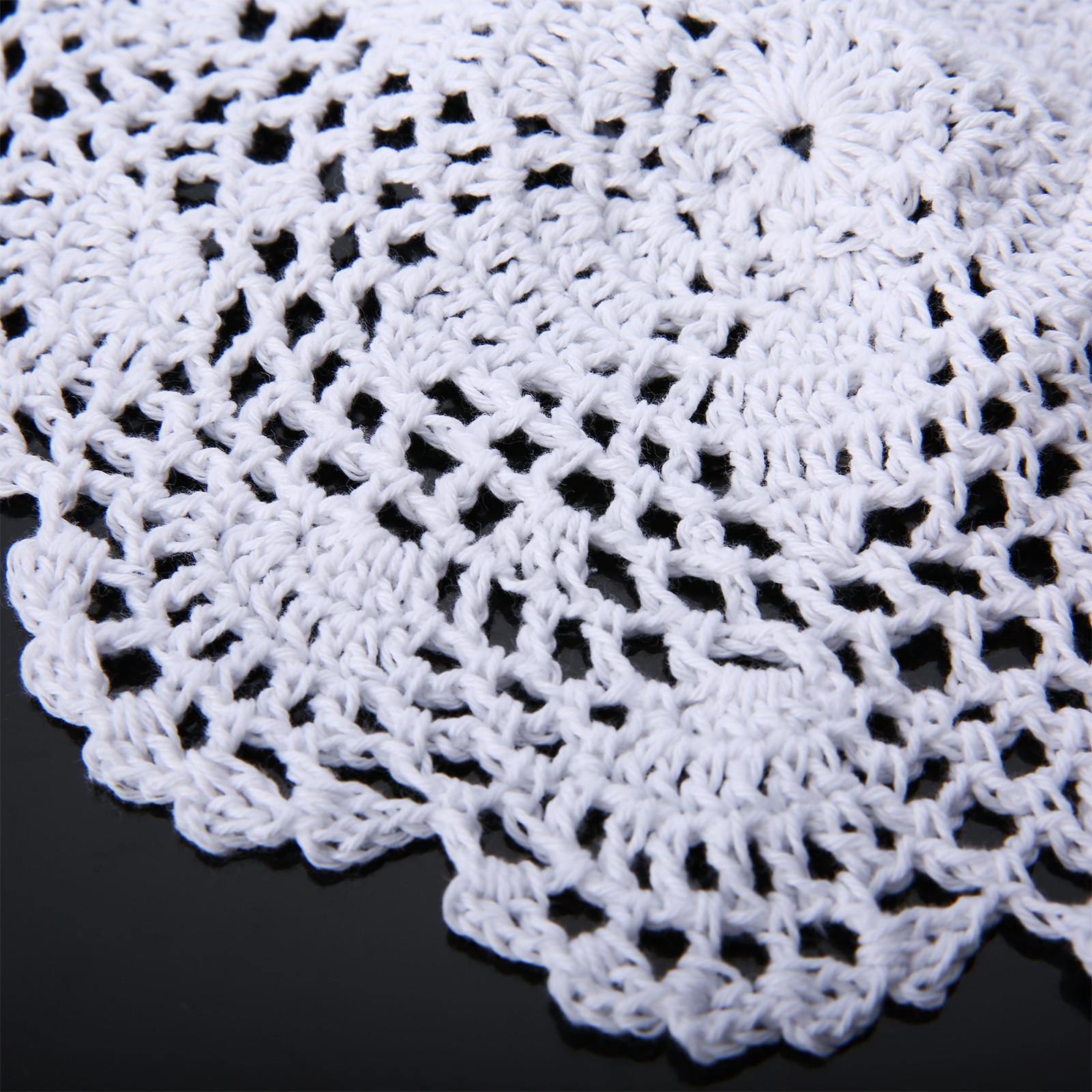Cotton Doilies Best Of 3pcs 20cm Hand Crochet Floral Lace Doilies Cotton Coasters Of Brilliant 44 Photos Cotton Doilies