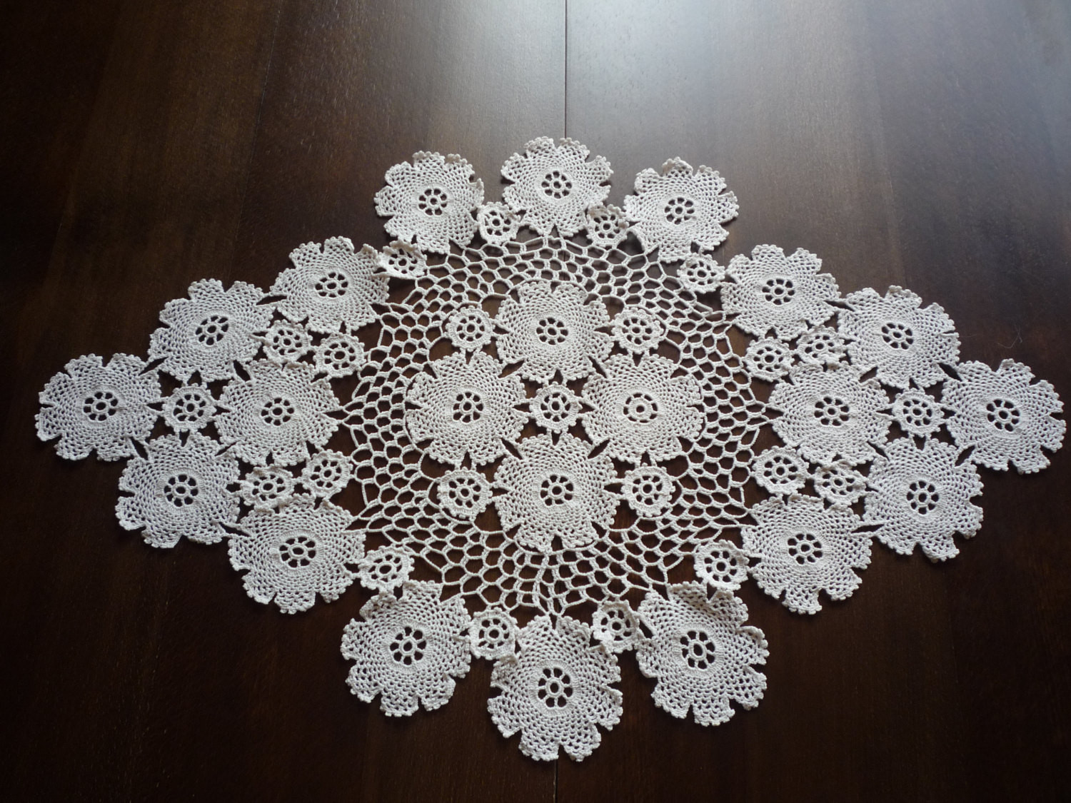 Cotton Doilies Fresh Vintage White Cotton Doily Crochet Handmade Flower Doily Of Brilliant 44 Photos Cotton Doilies