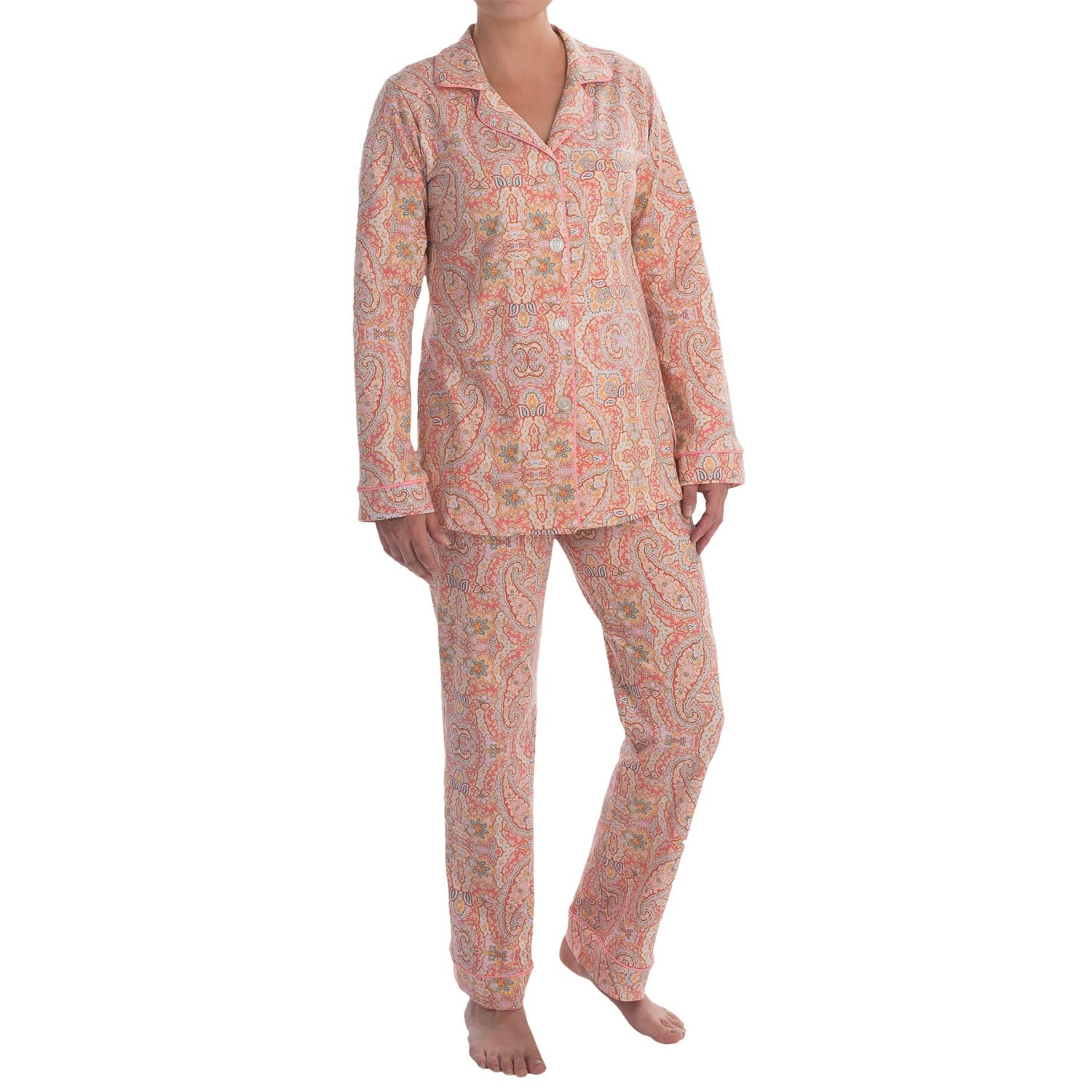 Cotton Knit Luxury Bedhead Patterned Cotton Knit Pajamas for Women Save Of Marvelous 41 Ideas Cotton Knit
