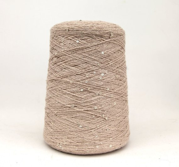 Cotton Linen Yarn Lovely Cotton Linen Yarn with Payette On Cone Per 100g by Yarnitaly Of Attractive 46 Images Cotton Linen Yarn