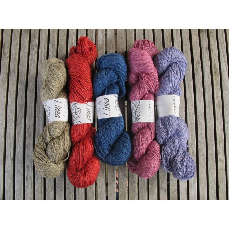 Cotton Linen Yarn Lovely Linea Linen and Cotton Yarn Annette Petavy Design Of Attractive 46 Images Cotton Linen Yarn