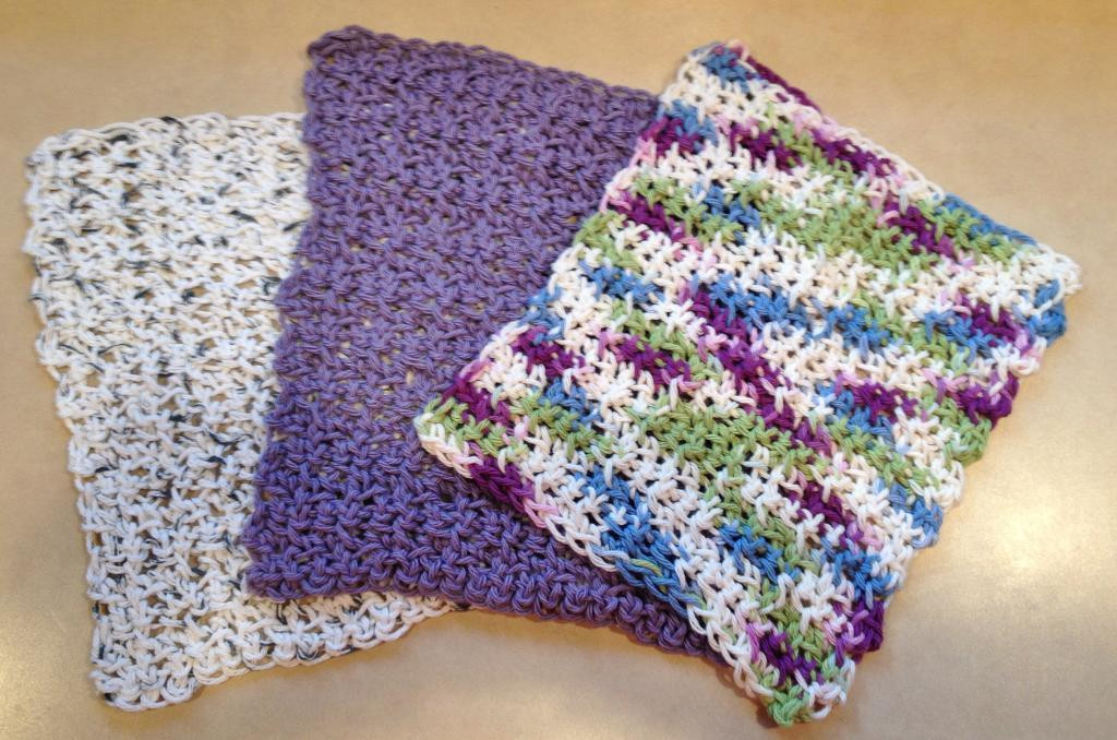 Crochet Patterns With Cotton Yarn Creatys for