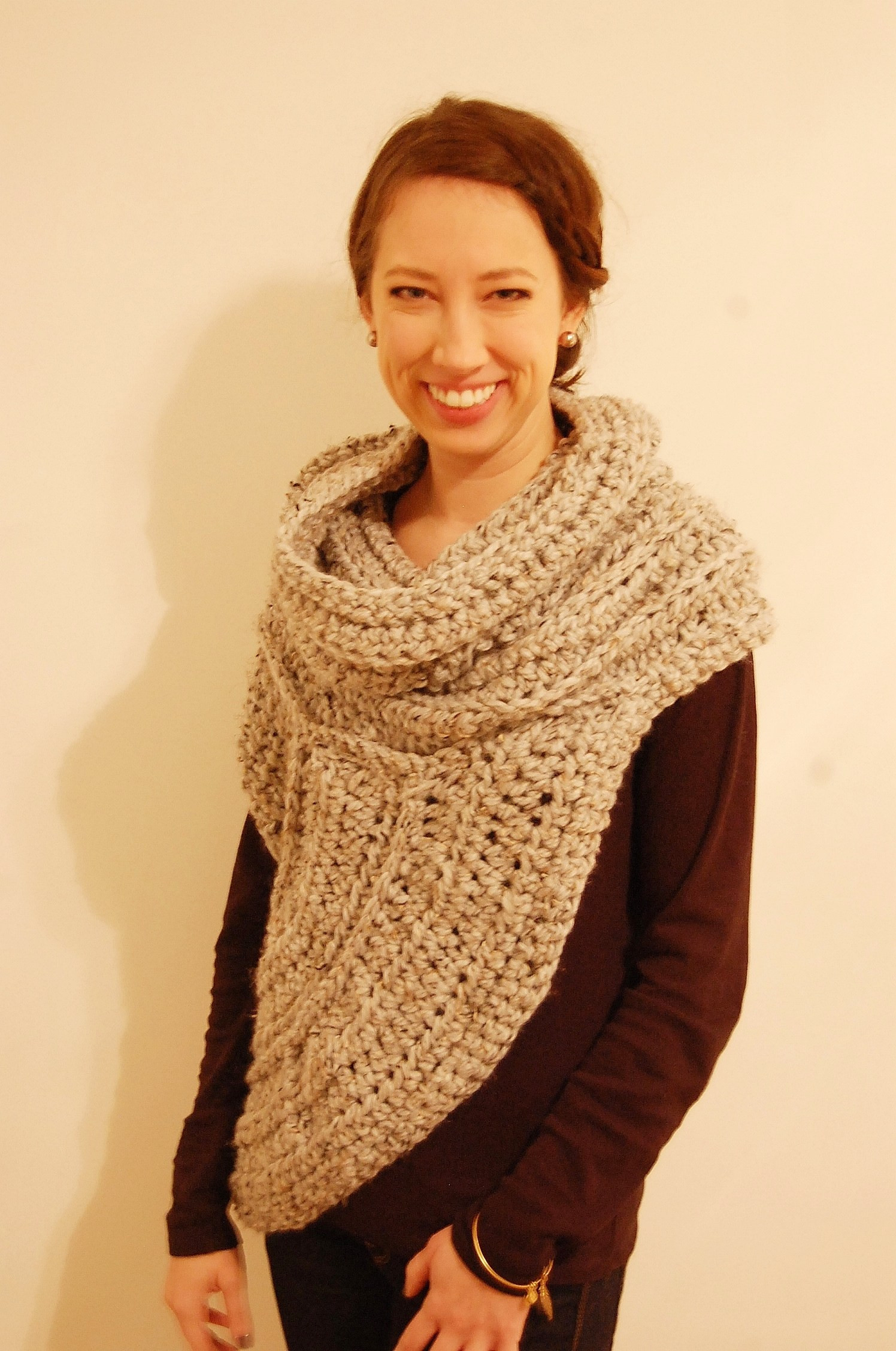 Cowl Knitting Pattern Fresh Katniss Cowl Vest Knit & Crochet Pattern Of Contemporary 50 Ideas Cowl Knitting Pattern
